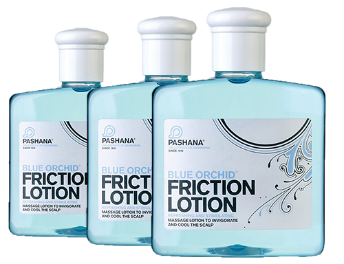 Pashana Blue Orchid Friction Lotion
